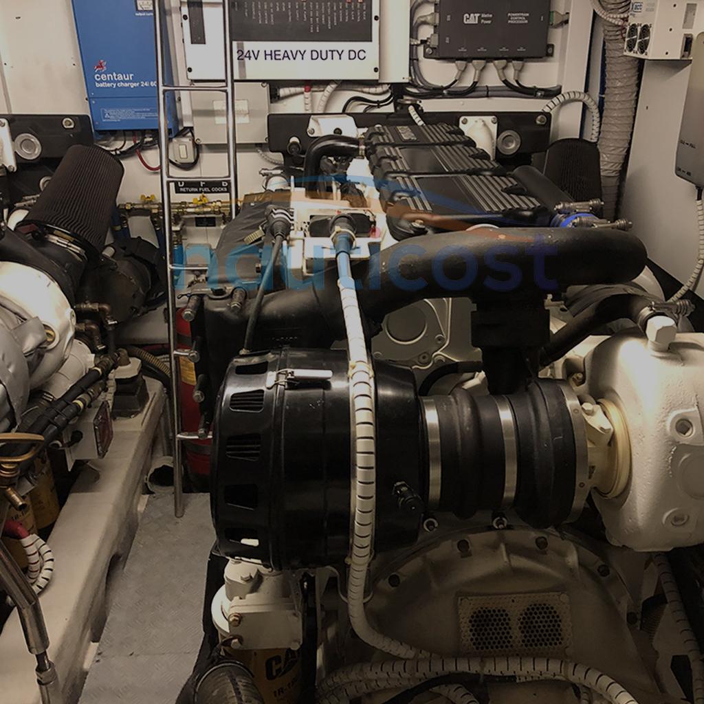 Nauticost motor centralita